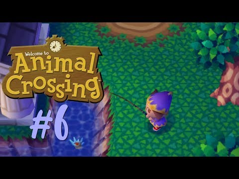 Finally Fishing   Let's Play Animal Crossing GCN   #6
