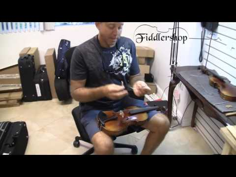 Ask a Luthier - Fallen Violin Sound post - How To Fix It?