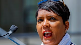 WATCH: Atlanta Mayor Keisha Lance Bottoms holds a news conference