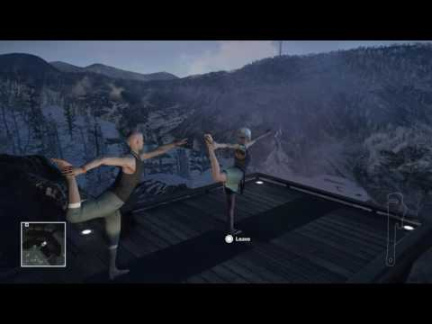 HITMAN, Agent 47 is a Killer Yoga Instructor