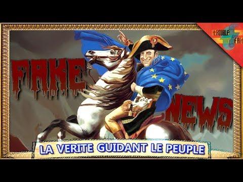 Macron et les Fake News : Comment contrôler la presse !