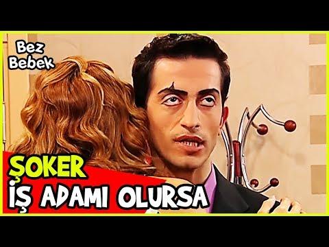 ŞOKER İŞ ADAMI OLDU - Bez Bebek 41. Bölüm
