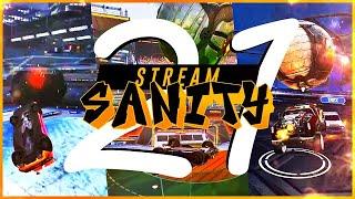 ROCKET LEAGUE STREAMSANITY 21 ! (BEST GOALS - CRYYPTO, NEX, FIRE, HENKOVIC)