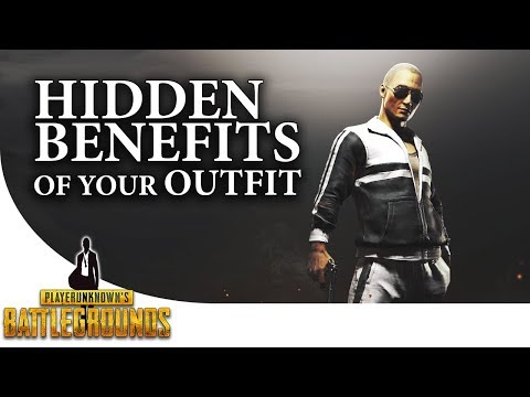Hidden advantages of PUBG outfits - Battlegrounds Strategy, Tips and Tricks