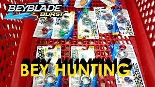Beyblade Hunt At Walmart