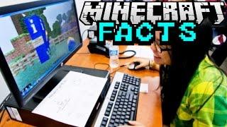 MINECRAFT ALS SCHULFACH! | Minecraft Facts #64 | ConCrafter