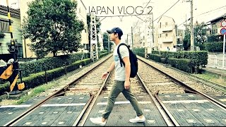 JAPAN VLOG: GETTING SETTLED INTO THE TOKYO LIFE
