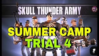 RESPAWNABLES intro SUMMER CAMP TRIAL 4 LAST EVENT Heavy Machine guns mastery