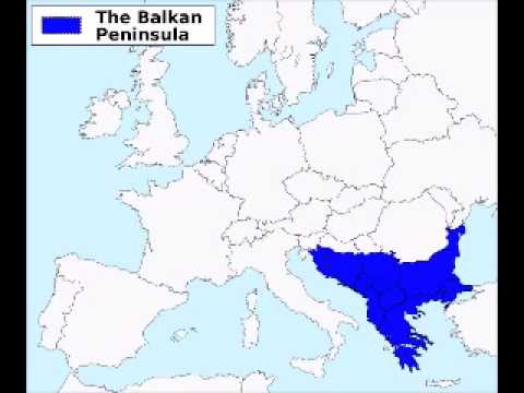 A Closer Look To Southeast Europe