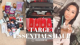 GROCERY & ESSENTIAL HAUL FROM TARGET I groceries, healthy snacks, new skin products, & body care