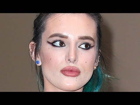 Bella Thorne Reacts To Scott Disick Dumping Her