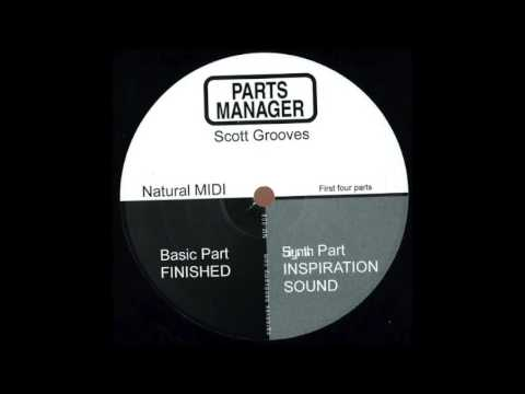 Scott Grooves - Basic Part: Finished (Natural MIDI, 2015)