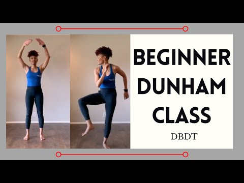 AT&TPAC @Home | Dallas Black Dance Theatre - Beginner Dunham Class with Nycole Ray