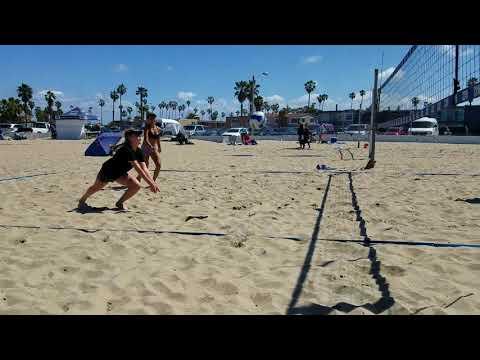 Ocean Beach Volleyball 4 3 Wins 1 Loss