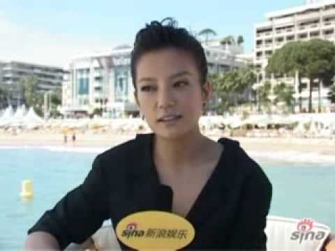 Vicki Zhao Wei interview at Cannes Film Festival 2