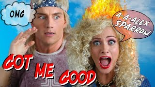 Alex Sparrow - GOT ME GOOD (OFFICIAL VIDEO) - PRANKSTERS COUPLE