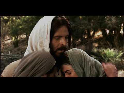 Как иисус воскресил лазаря