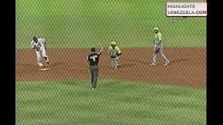 Highlights. LVBP.1er Clásico 2014. Navegantes del Magallanes vs Leones del Caracas