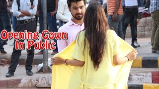 Girl Doing Prank in Public | Youth Message | Save Animal | The HunGama Films thumbnail