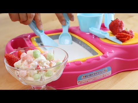 japanese-interesting-and-kawaii-cooking-tools-mix-and-rolled-ice-cream-maker