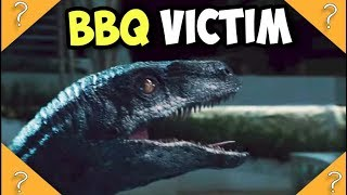 Which RAPTOR was GRILLED in the fire