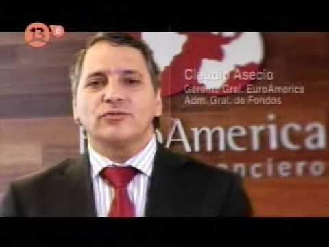 PIENSA A FONDO, Entrevista a Claudio Asecio, Gerente de Distribución y Seguros