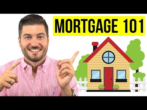 Home Mortgages 101 (For First Time Home Buyers)