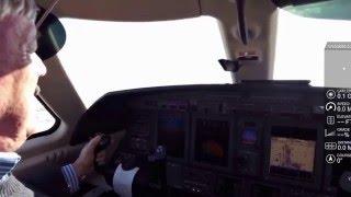 citation cj4 takeoff