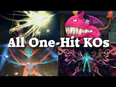 Super Smash Bros. Brawl - All One-Hit KO Moves