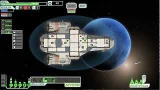 CZ Let's play FTL ep. 1 Trable se sluníčkem, asteroidy a šmejdem z vesmíru