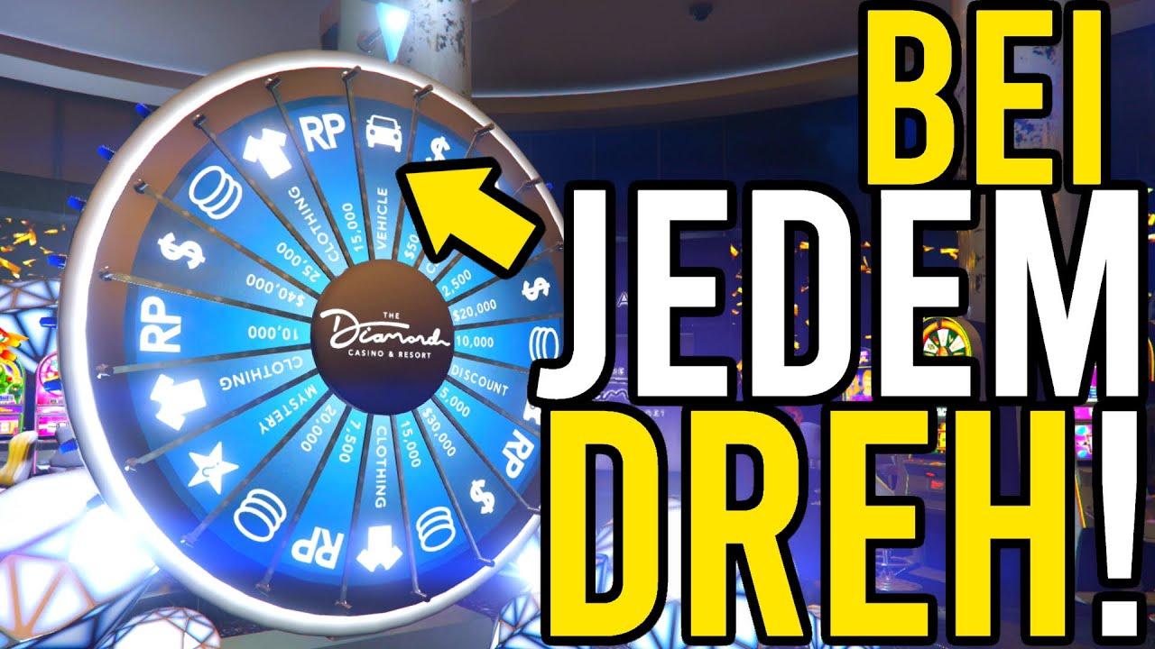 So gewinnst du IMMER das FAHRZEUG im Casino! - GTA Online thumbnail