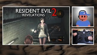 ASMR - RESIDENT EVIL: Revelations 2 GAMEPLAY - Whispers, Mouth Sounds, & Controller Clicks