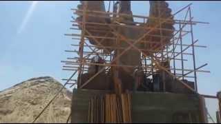 شاهد المحروسة والأسدين  فى مدخل قناة السويس الجديدة