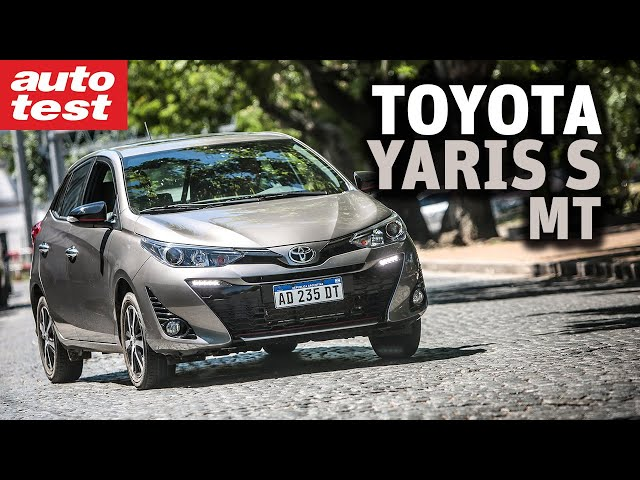 Prueba: Toyota Yaris 1.5 S hatchback