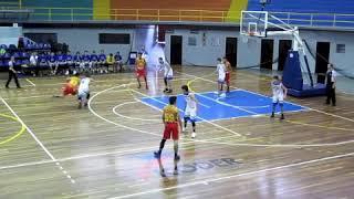 Fabián Segura Semifinal BASKETBALL