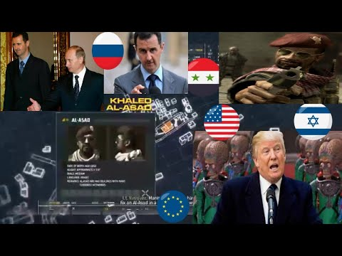 2017 Chemical Attack in Syria & OBVIOUS False Flag - DISGUSTING FAKE NEWS FROM CNN