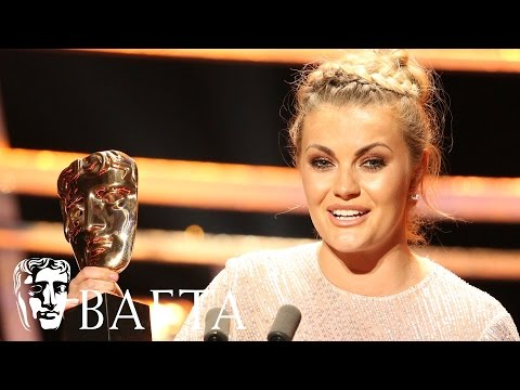 Chanel Cresswell wins Supporting Actress BAFTA for This is England '90 | BAFTA TV Awards 2016