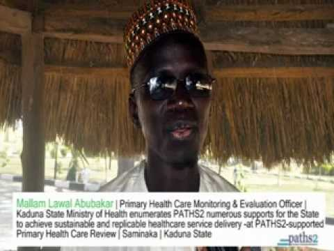 Supporting Kaduna to Improve State of Health
