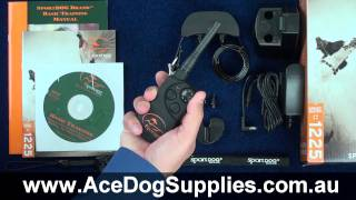 Remote Trainer Review - Sportdog Sd-1225