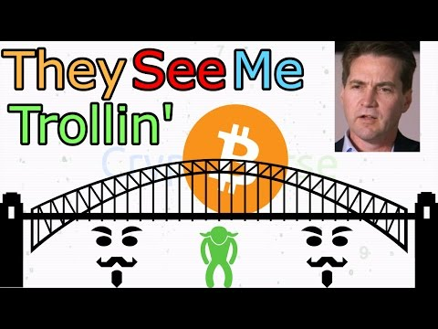Guess Who's Back? Craig Wright Attempting To Patent Blockchain Technology (The Cryptoverse #226)