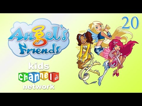 Angel's Friends 2 - Episode 20 - Animated Series | Kids Channel Network