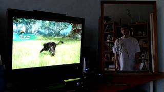 Test Kinectimals - Kinect - [HD]