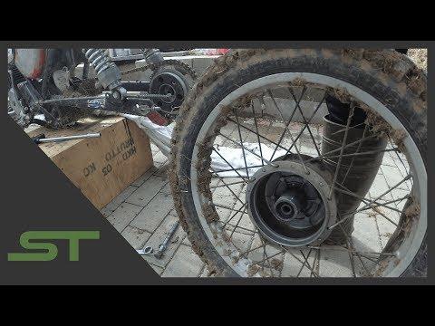 Erste Hilfe für Hinterradbremse! | Tipps & Technik