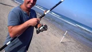 עמוס - דייג פתיונות חוף אוגוסט 2011