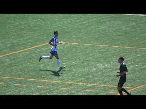 resumo fc vizela 2 moreirense  0 U19