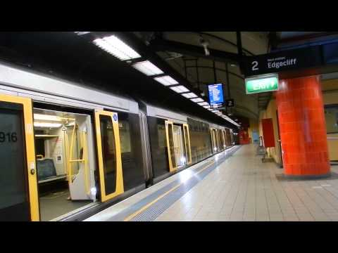 Sydney - Public Transport - Bondi Junction Station and Bus Terminal Tour 2016 01 08