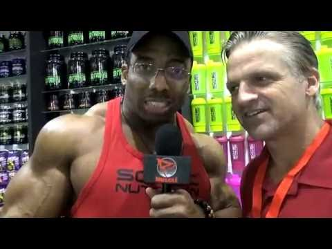 Cedric McMillan Interviews...Himself ? | Arnold Classic Europe (Powered by Scitec Nutrition)