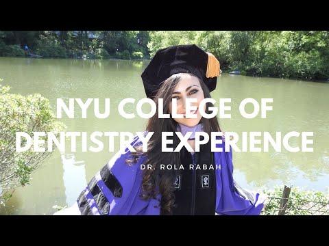 What it's like at NYU College of Dentistry (NYUCD) - YouTube