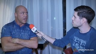 Adam Vs. Kurt Angle: Part 1