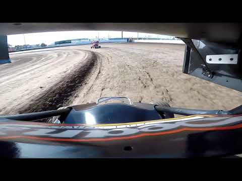 Delta Speedway 6/15/19 Jr Sprint Heat 1 Cash GoPro